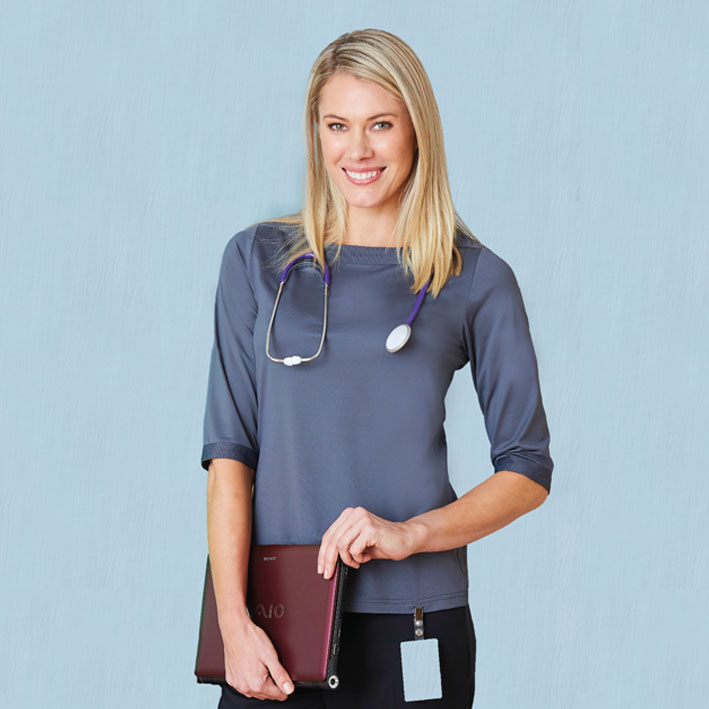 Picture of Argent Ladies Top
