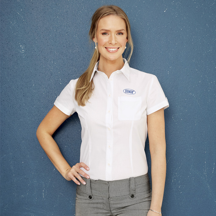 Picture of Ladies Hospitality Nano Short Sleeve