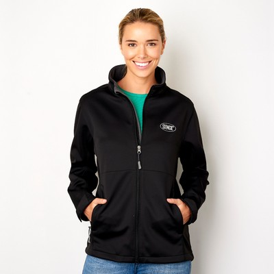 Picture of Ladies Bonded Softshell Jacket