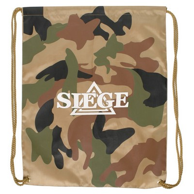 Picture of Camo Backsack