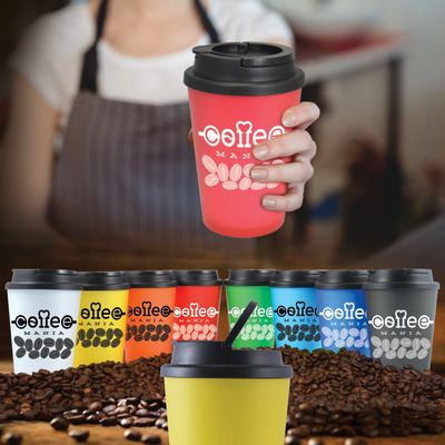 Picture of Aroma Double Walled Coffee Cup