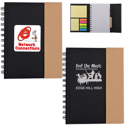 Picture of Trek Recyclable Notebook / Noteflags / P