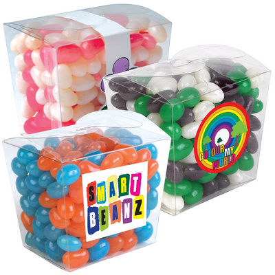 Picture of Corporate Colour Mini Jelly Beans in Cle