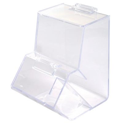 Picture of Clear Dispenser with Scoop