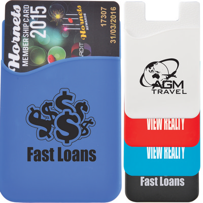 Picture of Silicone Mobile Phone Wallet