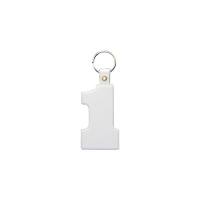 Picture of PVC Keyring