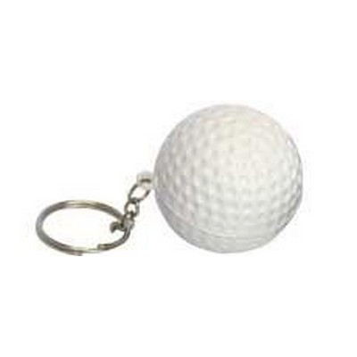 Picture of Golf Ball Keyring