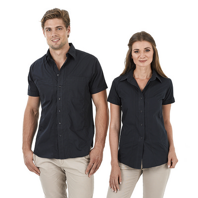 Picture of Ladies Aston Short Sleeve  Business ShirtBusiness Shirts