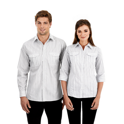 Picture of Mens Cassidy Long Sleeve Business Shirt