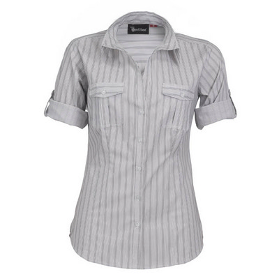 Picture of Ladies Cassidy 34 sleeve  Business Shirt