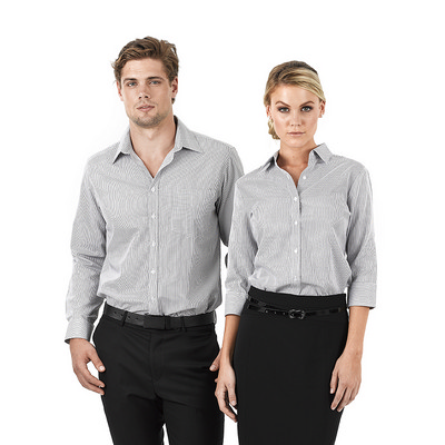 Picture of Mens Sussex  Long Sleeve  Business Shirt