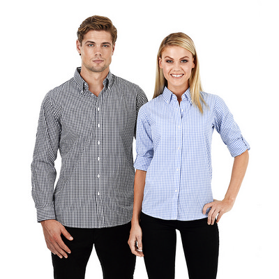 Picture of Ladies Miller Long Sleeve  Business ShirtBusiness Shirts