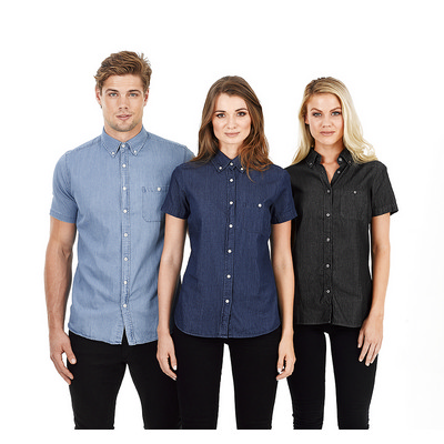Picture of Mens Dylan Short Sleeve Business Shirt