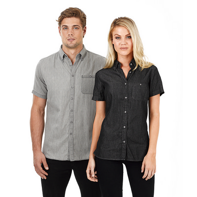 Picture of Ladies Dylan Short Sleeve  Business ShirtBusiness Shirts