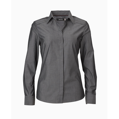 Picture of Ladies Felix Long Sleeve  Business Shirt