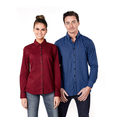 Picture of Mens Barrett Long Sleeve (new style) Bus