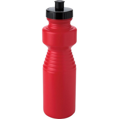 Picture of Ergonomic Drink Bottle 750ml Red