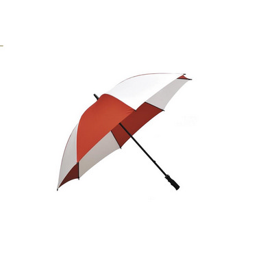 Picture of Ariston Fairway Umbrella - Red / White
