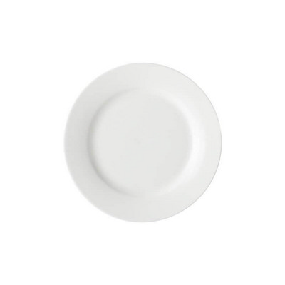 Picture of White Basics Rim Side Plate 19cm