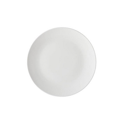 Picture of White Basics Coupe Side Plate 19cm