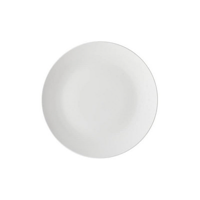 Picture of White Basics Coupe Entree Plate 23cm