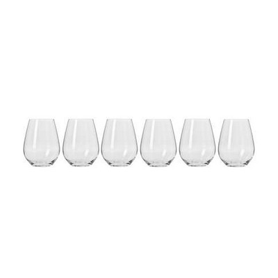 Picture of Krosno  Harmony Stemless Wine Glass 400M