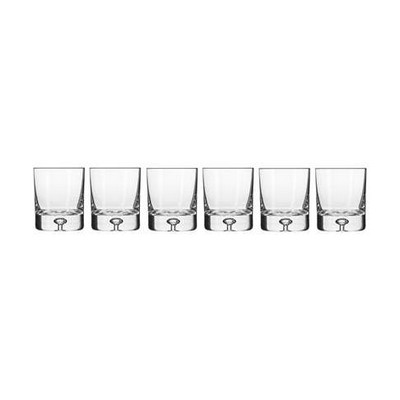 Picture of Krosno  Legend Whisky Glass 250ML 6pc Gi