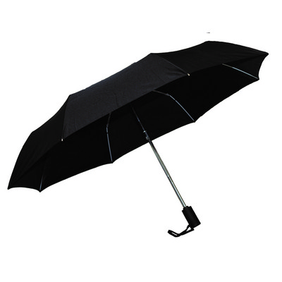 Picture of Ariston Kompakt Umbrella - Black