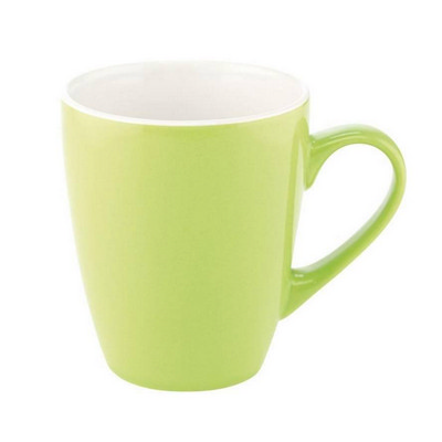 Picture of Madrid Mug Gloss Lime Green / White