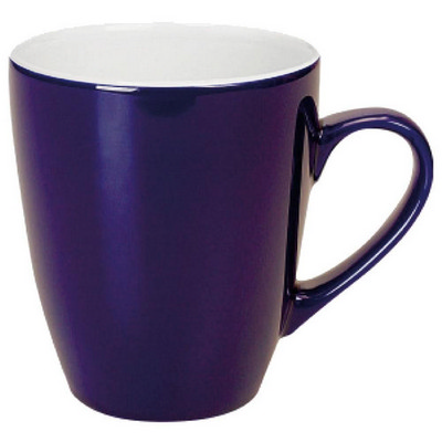 Picture of Madrid Mug Gloss Cobalt / White