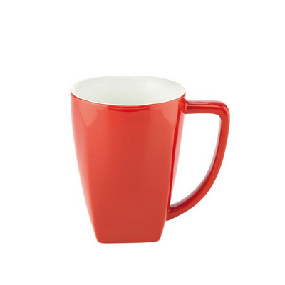 Picture of Sydney Mug Red / White