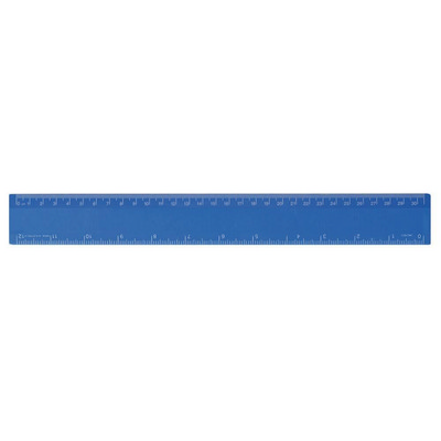 Picture of Ruler 30cm Reflex Blue