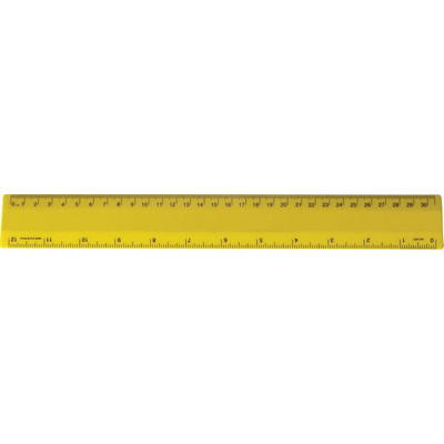 Picture of Ruler 30cm Special Yellow (NRYS)