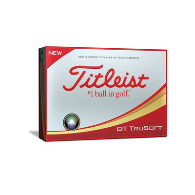 Picture of Titleist DT TruSoft - Singles