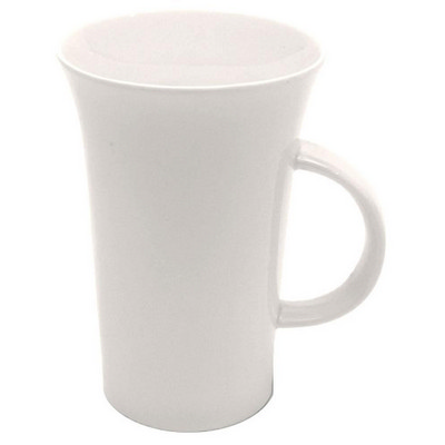 Picture of White Basics Flared Mug Large