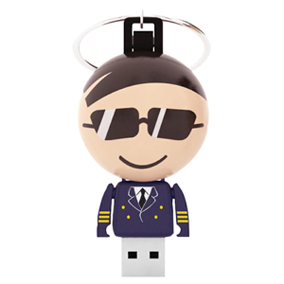 Picture of Ball USB People 16GB - Professional