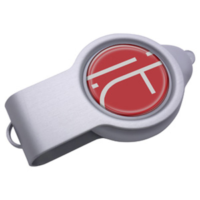 Picture of Popper Flash Drive 2GB