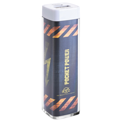 Picture of Pocket Power Bank - 2600 mAh (Stock)