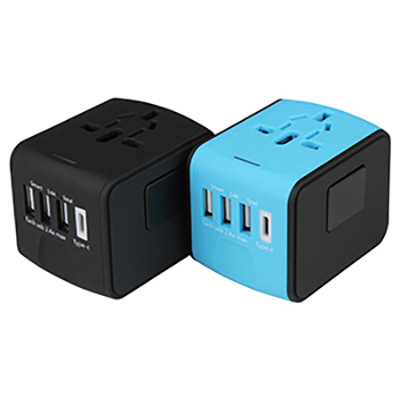 Picture of Matera USB Type-C Travel Adaptor