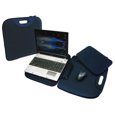 Picture of Notebook Bag With Detachable Pouch