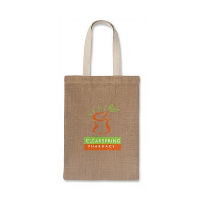Picture of Zeta Jute Tote Bag