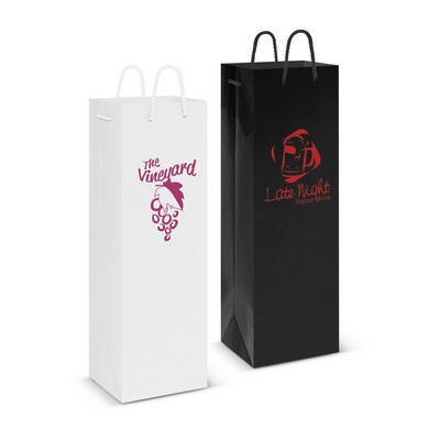Picture of Laminated Wine Bag