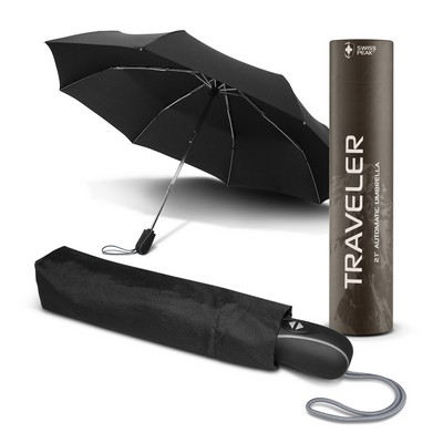 Picture of Swiss Peak Traveler Umbrella