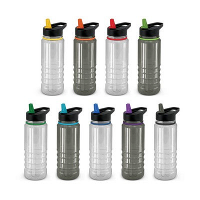 Picture of Triton Elite Drink Bottle - Clear and Bl