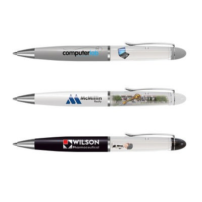 Picture of Europa Floating Action Pen