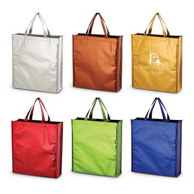 Picture of Metallic Non Woven Shopper