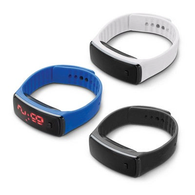 Picture of Rectangle Digital LED Watch