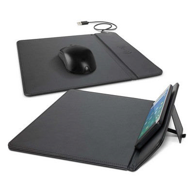 Picture of Astron Wireless Charging Mouse Mat