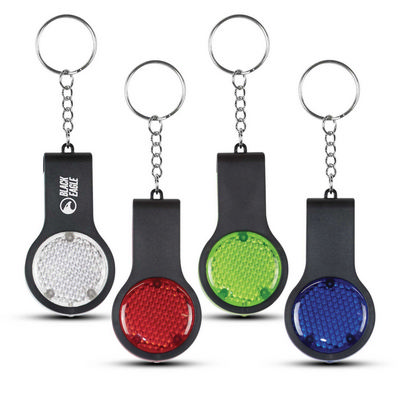 Picture of Reflector Key Light With Safety Whistle