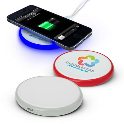 Picture of Radiant Wireless Charger - Round